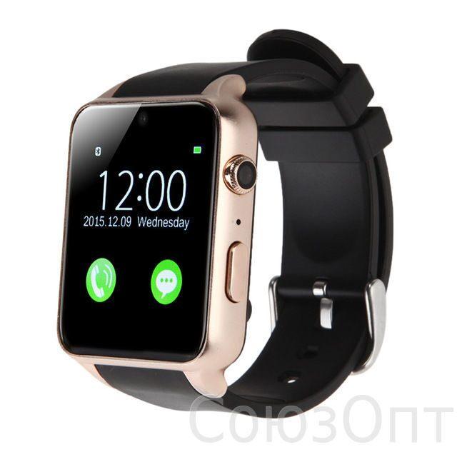 king wear smartwatch