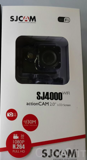 "Экшн-камера SJCam SJ4000, WiFi, ActionCAM 2.0"" LCD Screen"