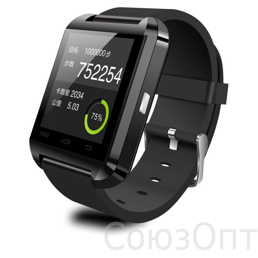 Смарт часы smart watch tiroki u8 фото