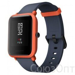 Часы Smart Watch Amazfit Bip Lite Youth (grey/orange)