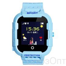 Часы Smart Baby Watch Wonlex KT03