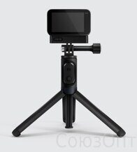 Селфи-палка Xiaomi Selfie stick with tripod leg for Xiaomi portable 4k action camera